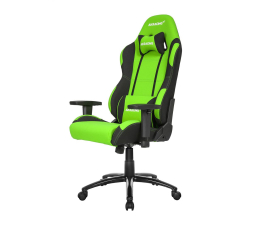 AKRACING PRIME Gaming Chair (Czarno-Zielony) (AK-K7018-BG)