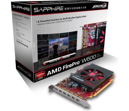 AMD FirePro W600 2GB GDDR5 (100-505968)