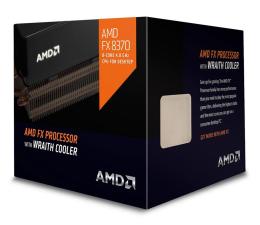 AMD FX-8370 4.00GHz 8MB BOX (Wraith) (FD8370FRHKHBX)