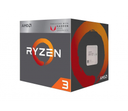 AMD Ryzen 3 2200G 3,5GHz  (YD2200C5FBBOX)