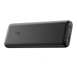 Anker Power Bank PowerCore 20000 mAh PD (czarny) (A1275011)