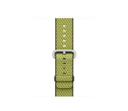 Apple 38mm Woven Nylon Dark Olive Check (MQVF2ZM/A)