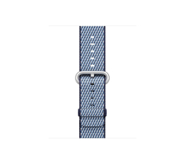 Apple 38mm Woven Nylon Midnight Blue Check (MQVC2ZM/A)