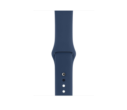 Apple 42mm Sport Band S/M M/L Blue Cobalt (MQUM2ZM/A)