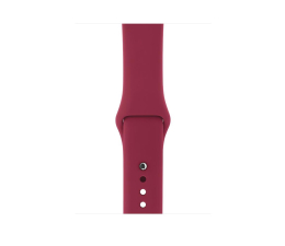 Apple 42mm Sport Band S/M M/L Rose Red (MQUP2ZM/A)