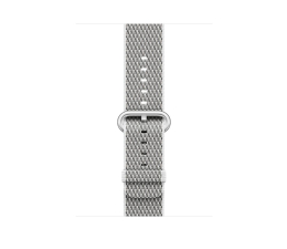 Apple 42mm Woven Nylon White Check (MQVL2ZM/A)