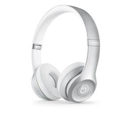 Apple Beats Solo2 On-Ear bezprzewodowe srebrne (MKLE2ZM/A)