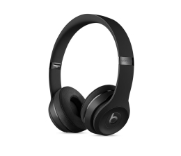 Apple Beats Solo3 Wireless On-Ear czarne (MP582ZM/A)