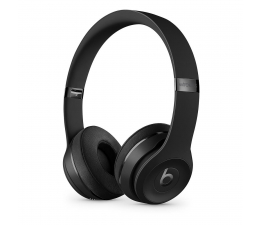 Apple Beats Solo3 Wireless On-Ear matowe czarne (MP582EE/A)