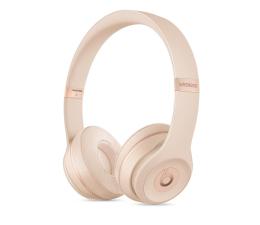 Apple Beats Solo3 Wireless On-Ear matowy złoty  (MR3Y2EE/A)
