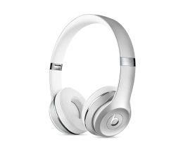 Apple Beats Solo3 Wireless On-Ear srebrne (MNEQ2ZM/A)