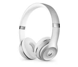 Apple Beats Solo3 Wireless On-Ear srebrne (MNEQ2EE/A)