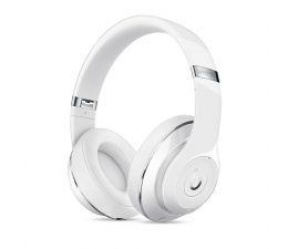 Apple Beats Studio Bezprzewodowe Over-Ear Gloss White (MP1G2ZM/A)