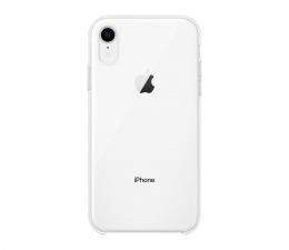 Apple Clear Case do iPhone XR (MRW62ZM/A)