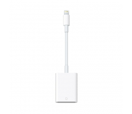 Apple Czytnik kart SD ze złączem Lightning (MJYT2ZM/A)