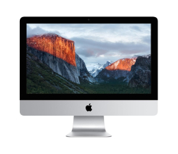 Apple iMac i5 1,6GHz/8GB/1000/Mac OS X (MK142PL/A)