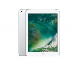 Apple iPad 128GB Wi-Fi + Cellular Silver (MP272FD/A)