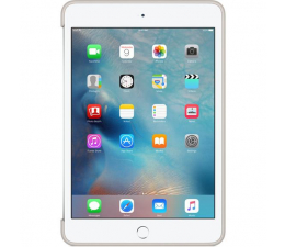 Apple iPad mini 4 Silicone Case piaskowy (MKLP2ZM/A)