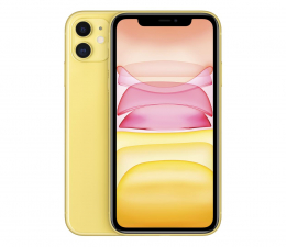 Apple iPhone 11 64GB Yellow (MWLW2PM/A)