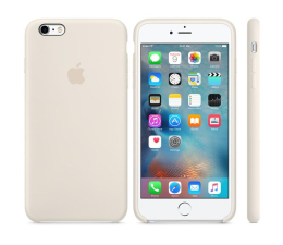 Apple iPhone 6s Plus Silicone Case alabastrowy (MLD22ZM/A)