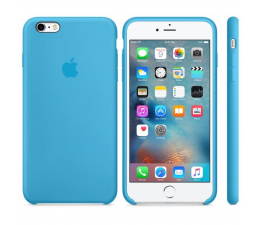 Apple iPhone 6s Plus Silicone Case niebieski (MKXP2ZM/A)
