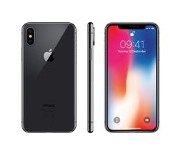 Apple iPhone X 256GB Space Gray (MQAF2PM/A)