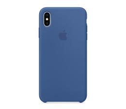 Apple iPhone XS max Silicone błękitne (MVF62ZM/A)