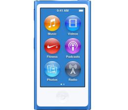 Apple iPod nano 16GB - Blue (MKN02PL/A)