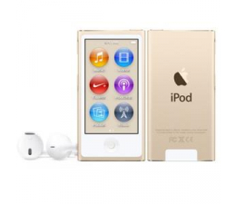 Apple iPod nano 16GB - Gold (MKMX2PL/A)