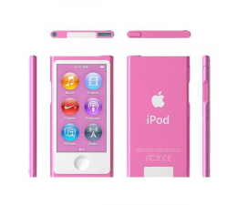 Apple iPod nano 16GB - Pink (MKMV2PL/A)