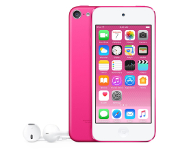 Apple iPod touch 128GB - Pink (MKWK2RP/A)
