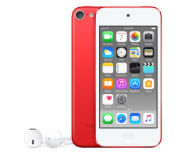 Apple iPod touch 128GB - Red Special Edition (MKWW2RP/A)