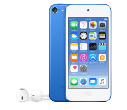 Apple iPod touch 32GB - Blue (MKHV2RP/A)