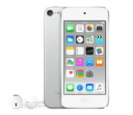 Apple iPod touch 64GB - Silver (MKHJ2RP/A)