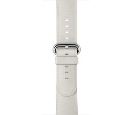Apple Klamra Klasyczna do Apple Watch 38 mm biały (MMGP2ZM/A)