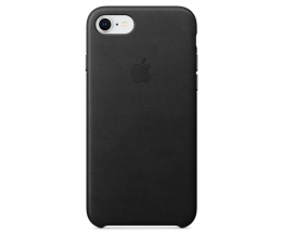 Apple Leather Case do iPhone 7/8 Black (MQH92ZM/A)
