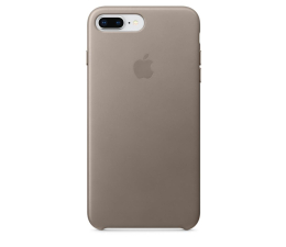 Apple Leather Case do iPhone 7/8 Plus Taupe (MQHJ2ZM/A)