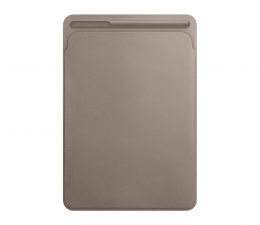 "Apple Leather Sleeve do iPad Pro 10.5"" Taupe (MPU02ZM/A)"