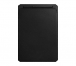 "Apple Leather Sleeve do iPad Pro 12.9"" Black (MQ0U2ZM/A)"