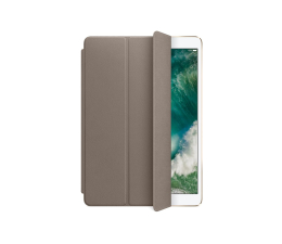 """Apple Leather Smart Cover do iPad Pro 10.5"""" Taupe  (MPU82ZM/A)"""