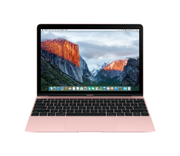 "Apple Macbook 12"" i5 1,3GHz/8GB/512/macOS Rose Gold (MNYN2ZE/A)"