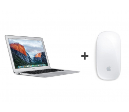Apple MacBook Air i5/8GB/128/HD6000/MacOS+ Magic Mouse2 (MQD32ZE/A+MLA02ZM/A)