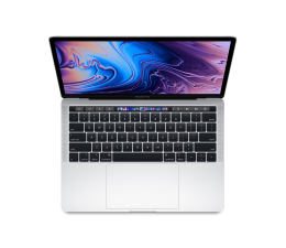 Apple MacBook Pro i7 2,7GHz/16GB/256/Iris 655 Silver (MR9U2ZE/A/P1/R1 -CTO)