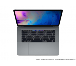 Apple MacBook Pro i9 2,9GHz/16/512/Radeon 560X Space (MR942ZE/A/P1 - CTO)