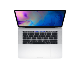 Apple MacBook Pro i9 2,9GHz/32/2048/Radeon 560X Silver (MR972ZE/A/P1/R1/D2 - CTO)