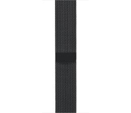 Apple Mediolańska do Apple Watch 38mm gwiezdna czerń (MLJJ2ZM/A)