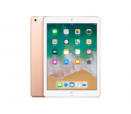 Apple NEW iPad 128GB Wi-Fi + LTE Gold  (MRM22FD/A)