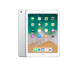 Apple NEW iPad 128GB Wi-Fi + LTE Silver (MR732FD/A)