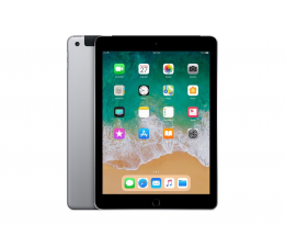 Apple NEW iPad 128GB Wi-Fi + LTE Space Gray  (MR722FD/A)