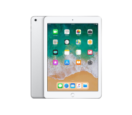Apple NEW iPad 128GB Wi-Fi Silver (MR7K2FD/A)